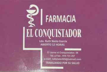farmacia el conquistador